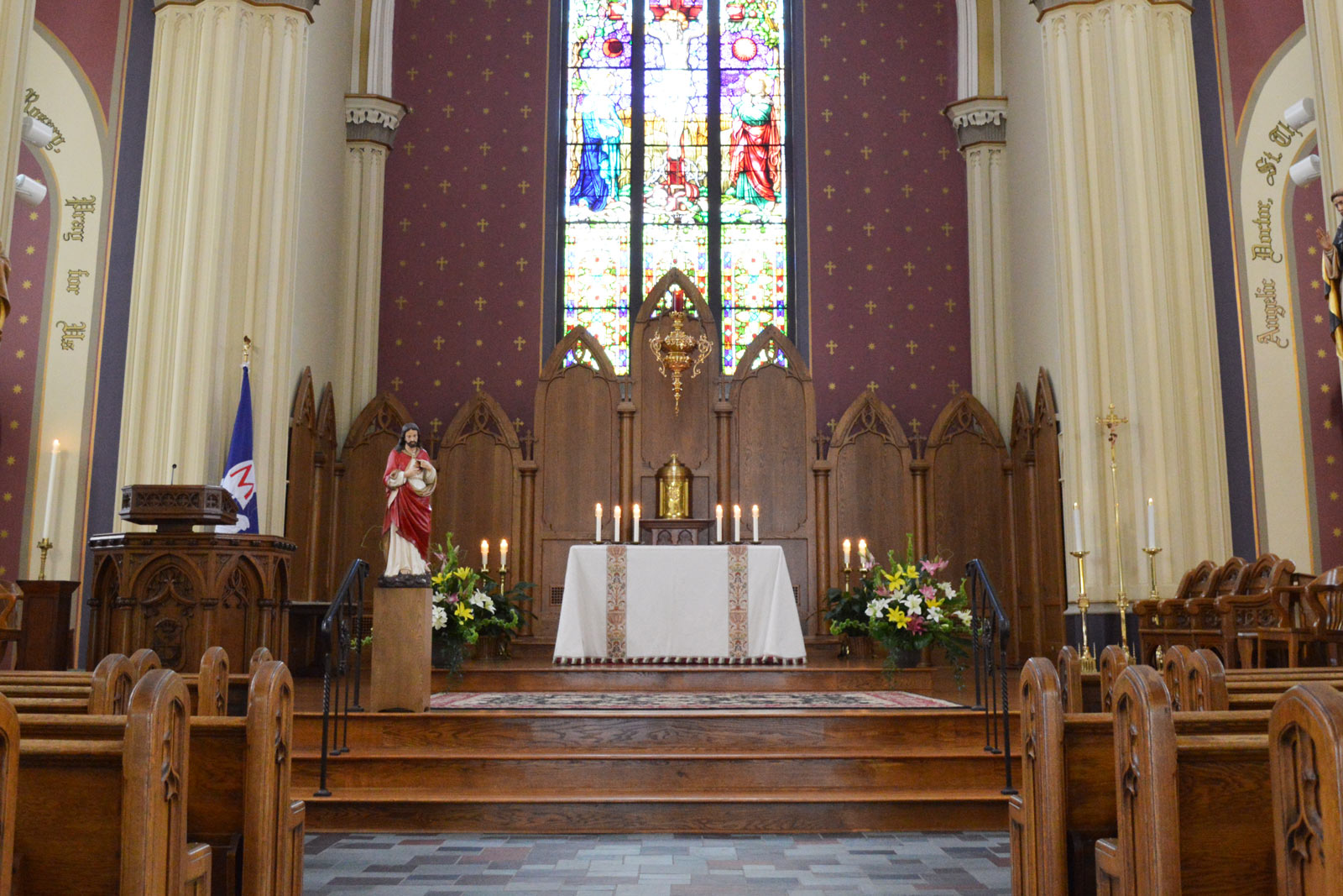 Saint Thomas Aquinas Zanesville | Roman Catholic Parish